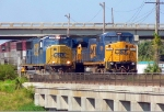 CSX  4691 & 7300
